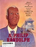 img - for A. Philip Randolph: Labor Leader (Black Americans of Achievement) book / textbook / text book