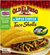 Old El Paso Super Taco Shells, 6.6-Ounce Boxes, 10 Count (Pack of 12)