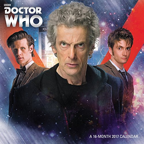Doctor Who Mini Wall Calendar (2017)