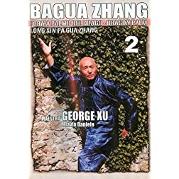 Bagua Zhang by George Xu- Dragon Palm - Vol.2