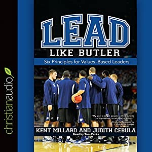 Lead Like Butler Audiobook