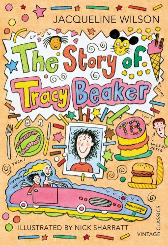 The Story of Tracy Beaker (Vintage Childrens Classic)