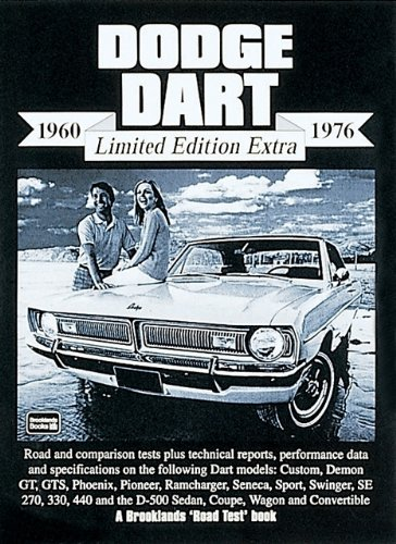 Dodge Dart 1960-76 (Limited Edition Extra S.)