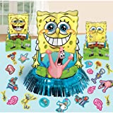 SpongeBob Table Decorating Kit Party Accessory