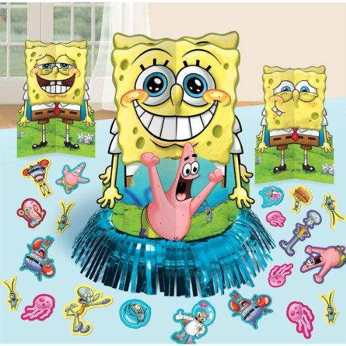 SpongeBob SquarePants Table Decorating Kit