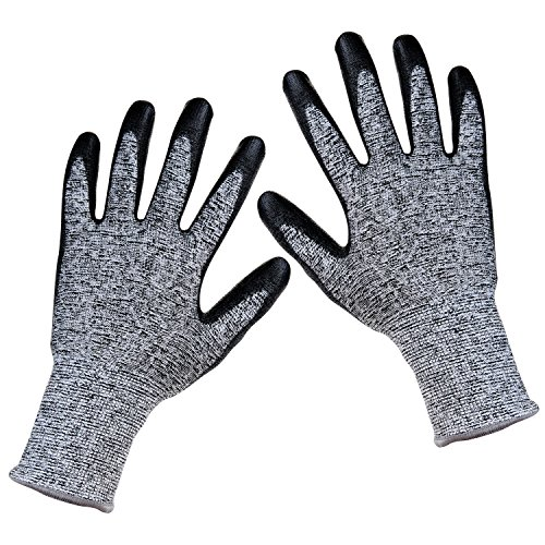Garden Gloves Breathable Gardening Gloves with Comfort Flex Protective Coating against Cuts ilome (Summer Household Slippers compare prices)