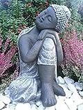 Steinfigur Buddha