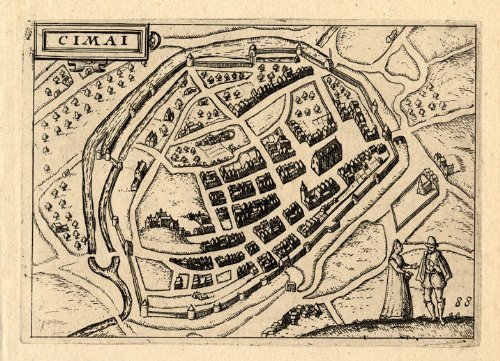 theprintscollector-carte-antique-chimay-belgique-guicciardini-1613-import-allemagne