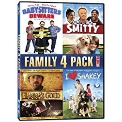 Family Quad Feature Volume 7