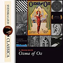 Ozma of Oz Audiobook by L. Frank Baum Narrated by Phil Chenevert