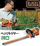 BLACK&DECKER ヘッジトリマー GTC1850LN ガーデニング・DIY・防殺虫 アイデアガーデニング・ [並行輸入品]