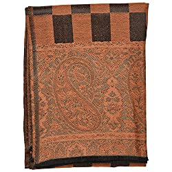 Btex Women's Shawl (Musted,80 Cms)