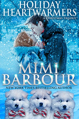 Holiday Heartwarmers Trilogy by Mimi Barbour ebook deal