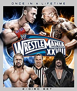 WWE: WrestleMania XXVIII [Blu-ray]