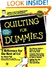 Quilting For Dummies� (For Dummies (Computer/Tech))
