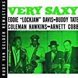 "echange, troc Eddie ""Lockjaw"" Davis & Buddy Tate & Coleman Hawkins & Arnett Cobb, Arthur Edgehill - Very Saxy"