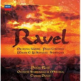 Ravel: Piano Concerto in G - 1. Allegramente