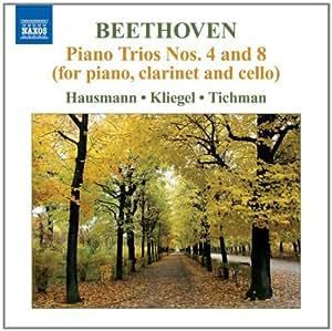 Piano Trios Nos. 4 & 8 (for Pi