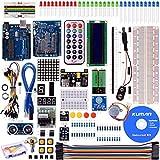 Kuman Progetto Super Starter Kit per Arduino UNO R3 Mega2560 Mega328 Nano kits including R3 Board