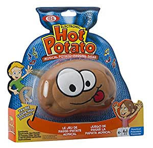 Hot Potato Electronic Musical Passing Game