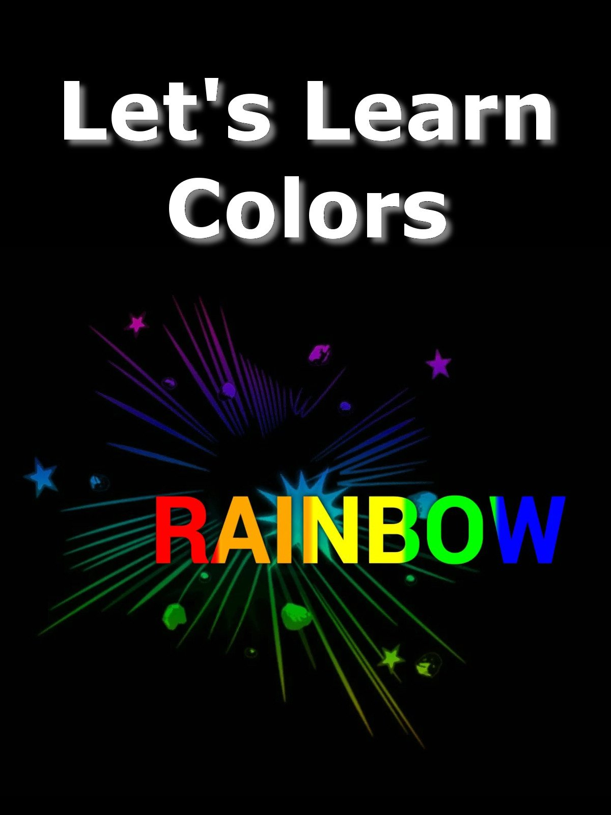 Let's learn Colors on Amazon Prime Instant Video UK