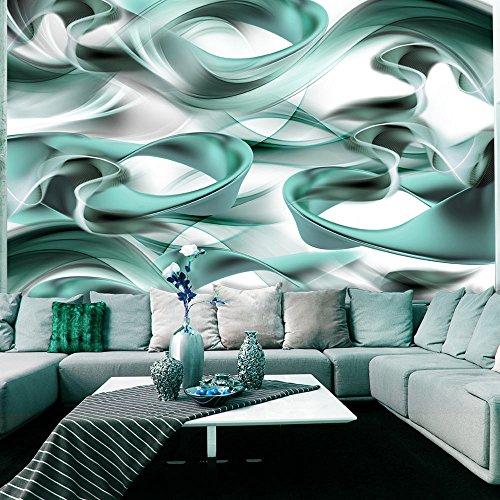 Vlies Fototapete 50x35 cm - 3 Farben zur Auswahl - Top - Tapete - Wandbilder XXL - Wandbild - Bild - Fototapeten - Tapeten - Wandtapete - modern Abstrakt a-A-0227-a-d