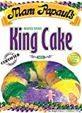 Mam Papaul's Famous New Orleans Mardi Gras King Cake Mix with Praline Filling