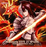 beatmania IIDX 21 SPADA ORIGINAL SOUNDTRACK Vol.2