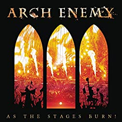 As the Stages Burn [Blu-ray]
