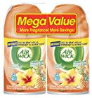 Air Wick Freshmatic Automatic Spray Air Freshener, Island Paradise, 2 Refills, 6.17 Ounce