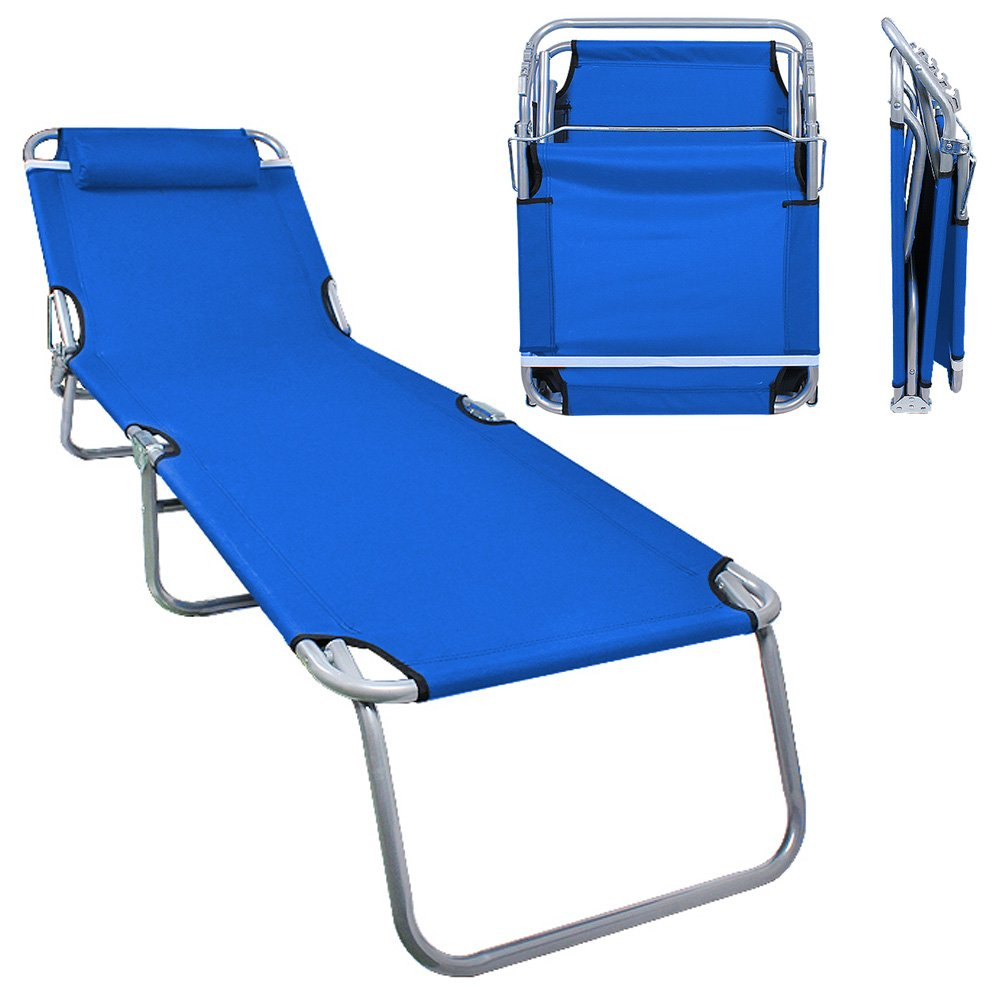 Top 10 best outdoor reclining lounge chair for pool and for Best outdoor chaise lounges