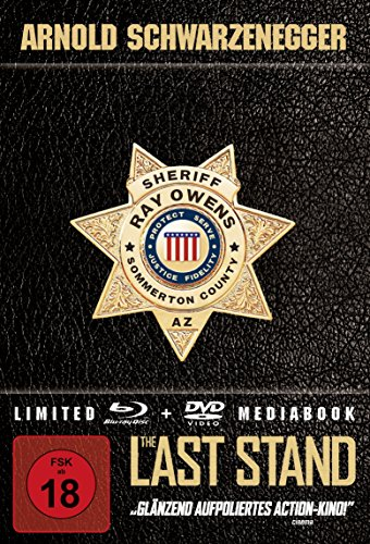 The Last Stand - Mediabook [Blu-ray] [Limited Edition]