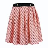 Sugarhill Boutique Skirt SAILING SKIRT salmon pink