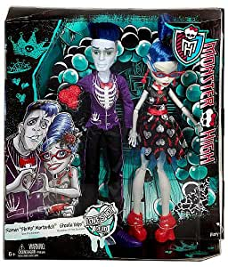 High Love's Not Dead - 2 Pack: Slo Mo & Ghoulia Yelps: Toys & Games