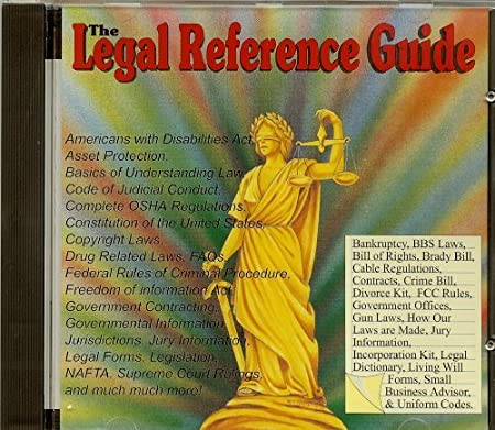 The Legal Reference Guide