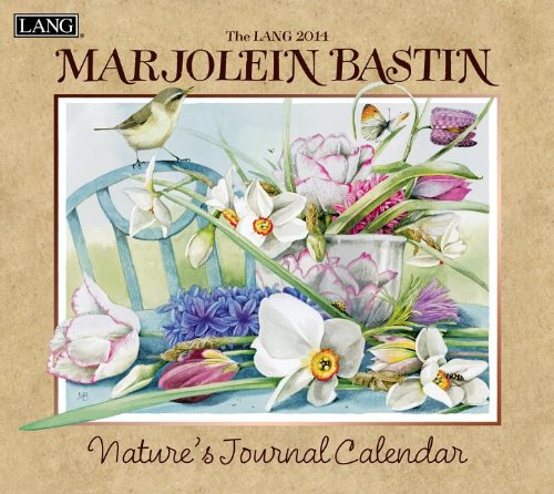 Reg 2014 Marjolein Bastin Nature's Journal Wall: Marjolein Bastin Nature's Journal