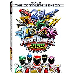 Power Rangers: Dino Super Charge - The Complete Season