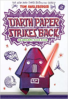 Darth Paper Strikes Back: An Origami Yoda Book: Tom