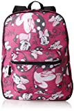 Disney Little Girls'  Minnie Mouse Mesh Backpack