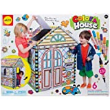 ALEX Toys Craft Color a House Children's Kit