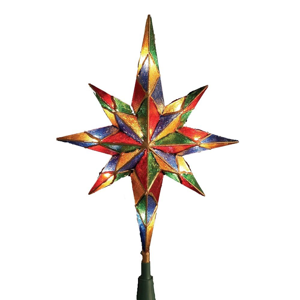 Christmas star tree toppers wikii