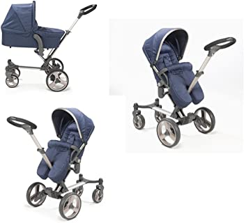 Mee-Go Inspire 3-in-1 Pushchair