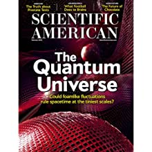 Scientific American, January 2012 Periodical by Scientific American Narrated by Mark Moran