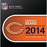 [2014 Calendar] Chicago Bears 2014 Desk Calendar Desk Calendar at Amazon.com