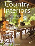 Country Interiors/Interieurs a la Campagne (Jumbo)