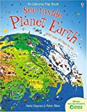 Planet Earth (Usborne See Inside)