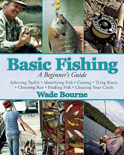Basic fishing a beginner s guide book free download for Beginners guide to fishing