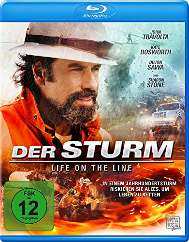 Der Sturm - Life on the Line [Blu-ray]