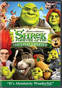 Shrek Forever After Single-disc Edition from Paramount Pictures