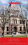 img - for Brown University (Campus Guides) (Paperback) - Common book / textbook / text book